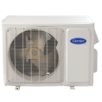 Carrier 38GRQ ductless sytem.