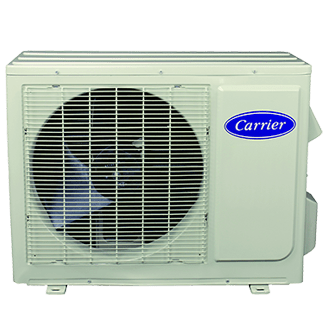 Carrier 38MFQ ductless sytem.