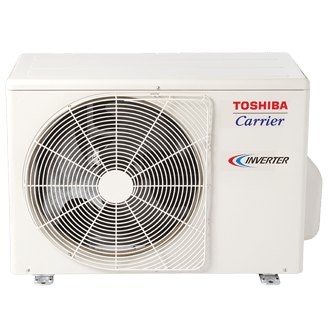 Toshiba Carrier RASEV ductless sytem.