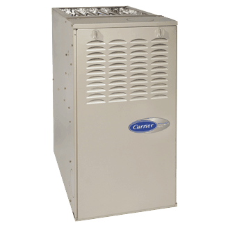 Carrier Infinity 80 gas furnace.