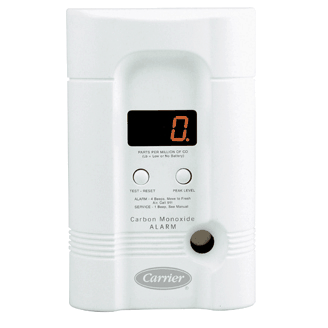 Carrier Carbon Monoxide (CO) Alarm - COALM.