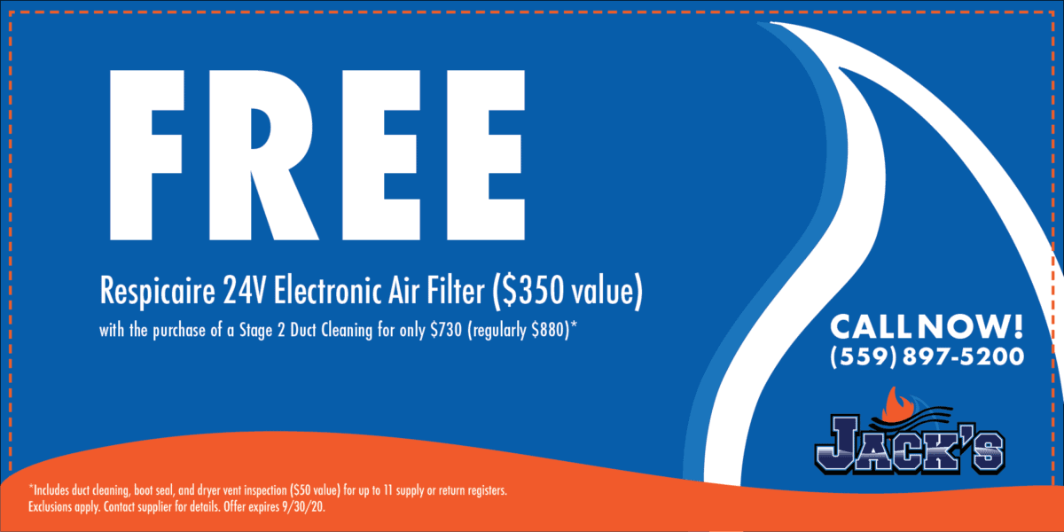 Free Respicaire 24V Electronic Air Filter